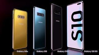 Samsung Galaxy S10 - ОФИЦИАЛЬНОЕ ВИДЕО С ПРЕЗЕНТАЦИИ [Перевод]