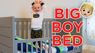 GETTING A TODDLER BED! 👱🏼 But Does It Go Well?