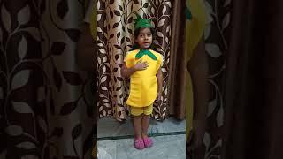 I am mango - the king of fruits