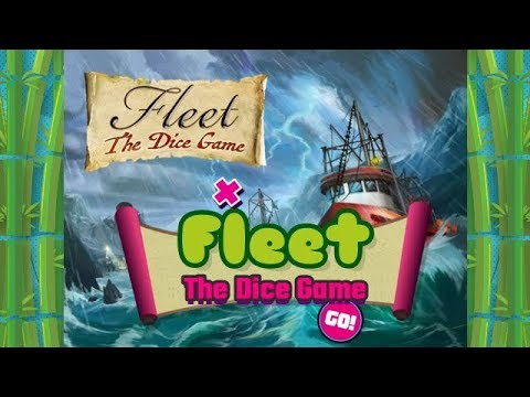 2-Minute Quick Thoughts: Why Fleet the Dice Game is Solid, Heavy, & Euro