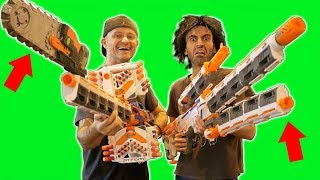 Big Bad Nerf Guns  O