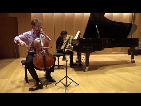 Prokofiev Sonata for Cello and Piano in C Major, Op. 119: III. Allegro ma non troppo