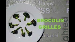Frites de brocolis surprenantes