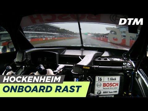 DTM Hockenheim 2019 - René Rast (Audi RS5 DTM) - RE-LIVE Onboard (Race 1)