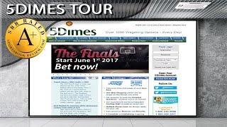 5Dimes Sportsbook Tour