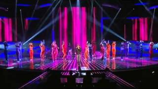 Joe McElderry - Ambitions - The X Factor Live (Full Version)