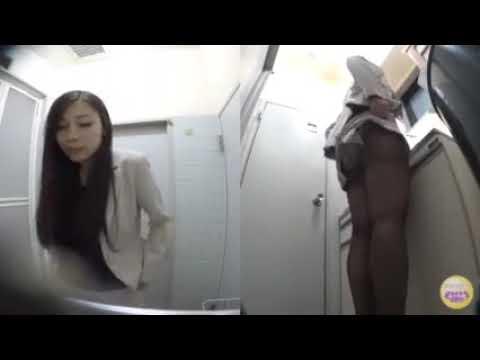Girl Fart | Japanese Cute Office Lady Farting [HiddenCam]