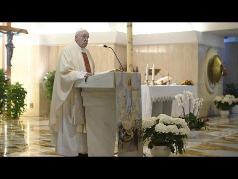 ĐTC Phanxicô (27/4): Hãy trở về với Galilê của mình, ở đó Chúa đang đợi chúng ta