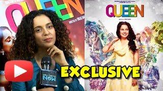 Kangana Ranaut Exclusive Interview | Queen Movie