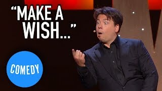Male Vs Female Hair Management | Michael Mcintyre SHOWTIME | Universal Comedy