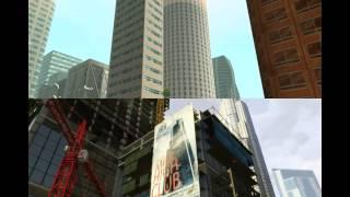 GTA V Trailer in San Andreas