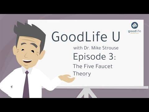 GoodLife U Episode 3: The Five Faucet Theory