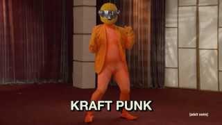 Kraft Punk   The Eric Andre Show   Adult Swim