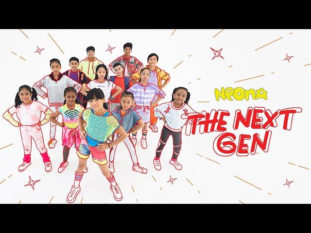 Neona - The Next Gen | Official Dance Video