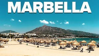 Marbella, Spain -  The start of an amazing holiday | Travel Vlog