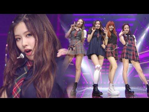 《EXCITING》 BLACKPINK (블랙핑크) - AS IF IT'S YOUR LAST (마지막처럼) @인기가요 Inkigayo 20170716 (видео)