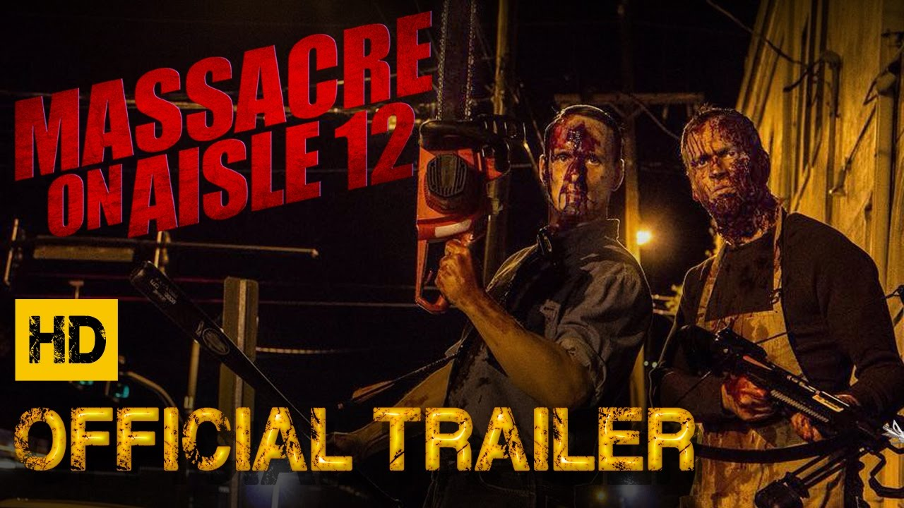 Massacre On Aisle 12 Trailer