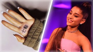 Why Ariana Grande's Tattoo Disrespects Asian Culture: Expert