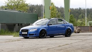 Audi RS4 Sound, Acceleration and Drifting COMPILATION