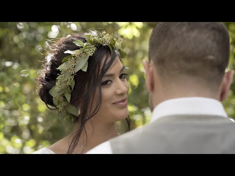 Highlight wedding video - Joseph and Nikole - Secret Gardens Bodega Bay