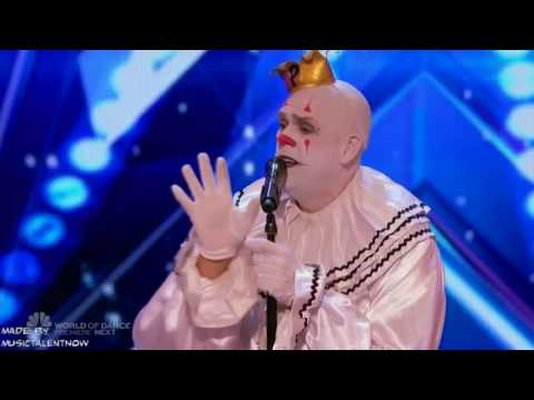 The Best Top 6 AMAZING Auditions - America's Got Talent 2017!! (видео)