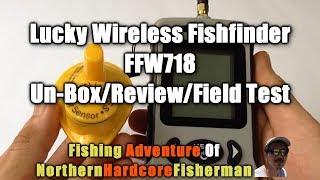 Sonar sensor fishfinder test
