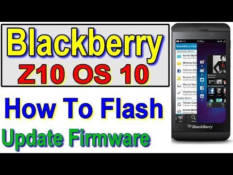 How To Update Blackberry Z10 STL 100 1 or STL 100 2 or STL