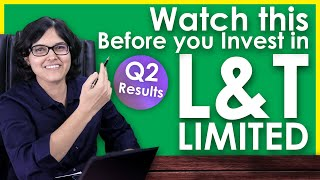 Fundamental Analysis Of Larsen & Toubro Limited By CA Rachana Ranade