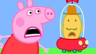 Peppa Pig English Episodes 🍅Healthy Habits - Peppa Pig Sings Fruit Songs  Peppa Pig Official