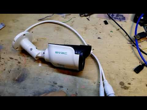 SV3C 1080P POE IP Camera Outdoor SV-B01-1080PL ONVIF