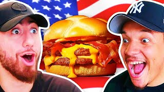 Who Can Cook The Best AMERICAN Food?! *TEAM ALBOE FOOD COOK OFF CHALLENGE*