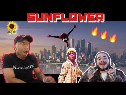 TRASH or PASS!! Post Malone, Swae Lee - Sunflower (Spider- Man: Into the Spider- Verse) REACTION!