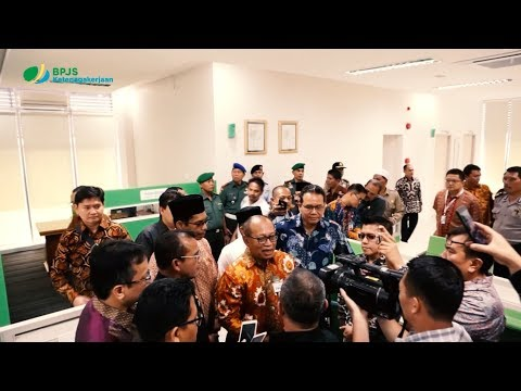 Hari Pelanggan Nasional 2018 BPJS Ketenagakerjaan Cabang Lhokseumawe