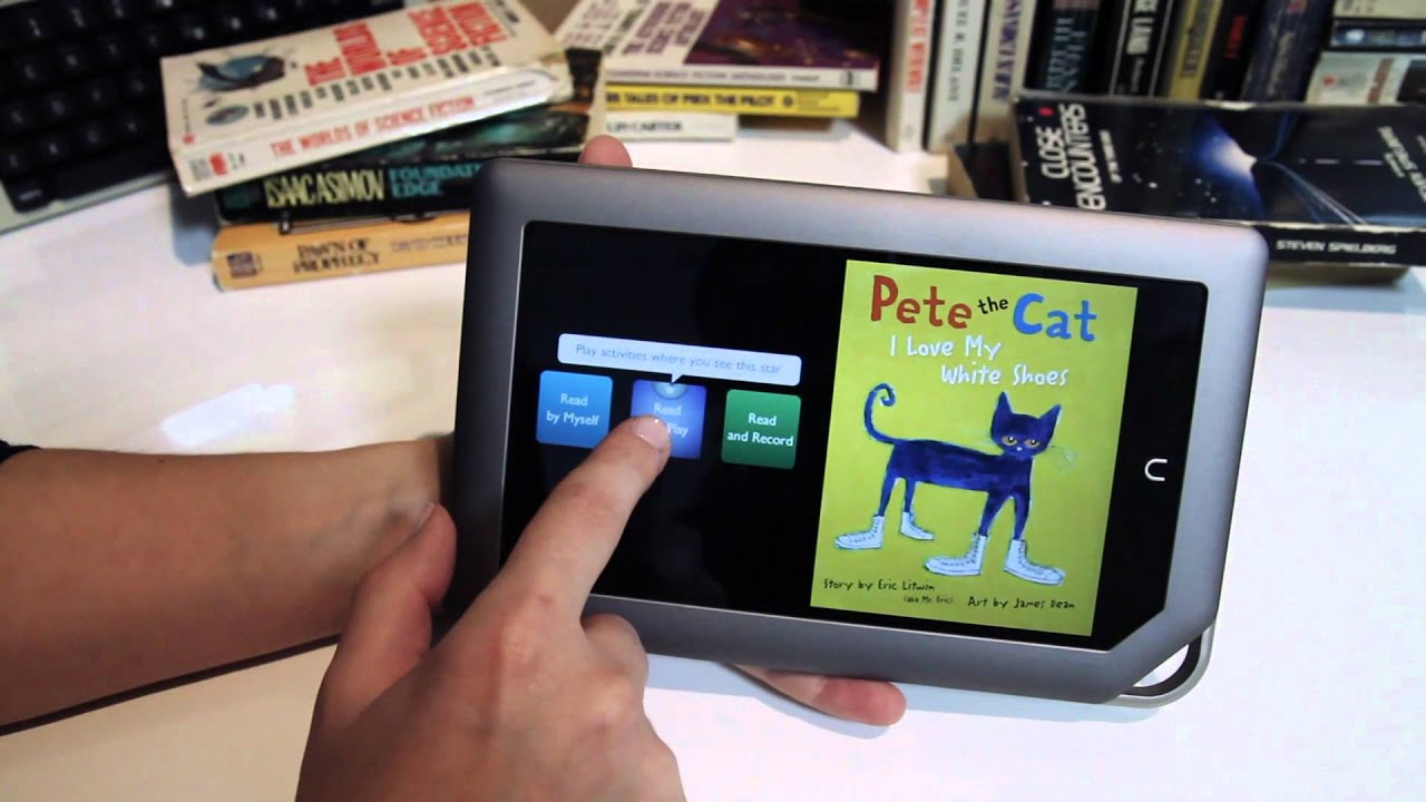 Barnes & Noble Nook Tablet review thumbnail