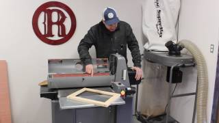 Why we chose the SuperMax Tools 25-50 Drum Sander