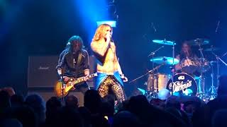 The Darkness Get Your Hands Off My Woman Denver 4/7/2018