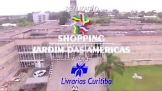 TRABALHO REALIZADO PARA O SHOPPING JD. DAS AMÉRICAS NA UFPR