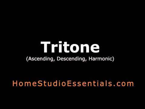 Interval Ear Training: Tritone (AKA Augmented Fourth or Diminished Fifth)