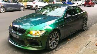 LOUD BMW E93 M3 w/ Custom Exhaust - ON-BOARD, REVS & FLYBYS
