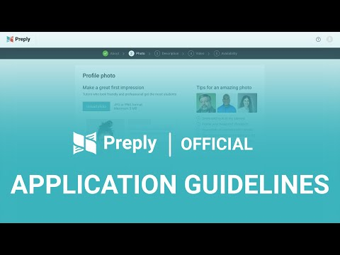 How to Become an Online Tutor? Official Preply Application Guidelines