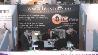 Bitcoin 2014 conference - Intro