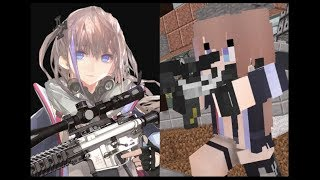 AK-15  - (Girls' Frontline) - 【訂閱回饋】少女前線Skin -  ST AR15 Skin - Girls' Frontline Skin