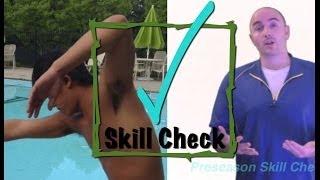 Freestyle/Backstroke Stroke Instruction (swim technique lesson) #swimlesson #freestyle #backstroke