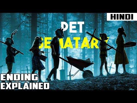 Pet Sematary (2019) Ending Explained   Haunting Tube in Hindi