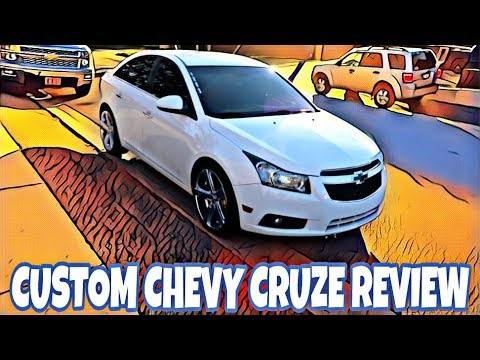CUSTOM CHEVY CRUZE/SUBSCRIBER TAKEOVER