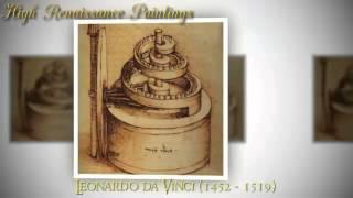 Leonardo da Vinci - Painter of Famous Renaissance Masterpieces - Video 4 of 6