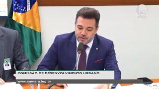 Desenvolvimento Urbano - Discussão e votação de propostas - None