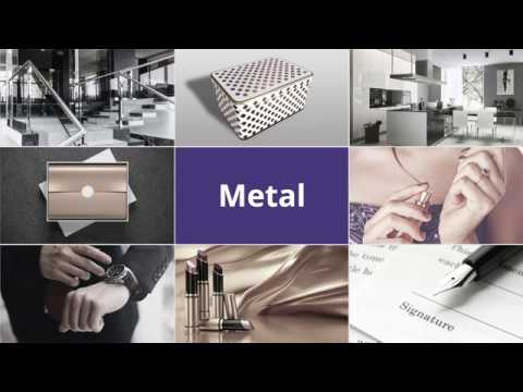 """Magnetic: """"Level up"""" your products with metal accessories"""