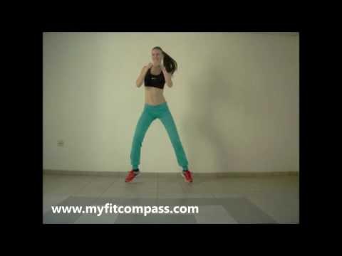 Ταε Μπο μαθήματα στο σπίτι/ Tae Bo medium online γυμναστική - MyFitCompass(gr)