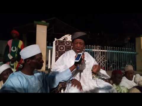 Khalifa Sheikh Dr Qaribullah sheikh Nasiru Kabara